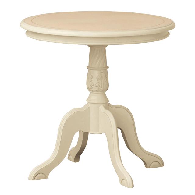 センターテーブル 幅60cm ホワイト 白 木製 アンティーク調 ローテーブル リビングテーブル コーヒーテーブル りびんぐてーぶる カフェテーブル