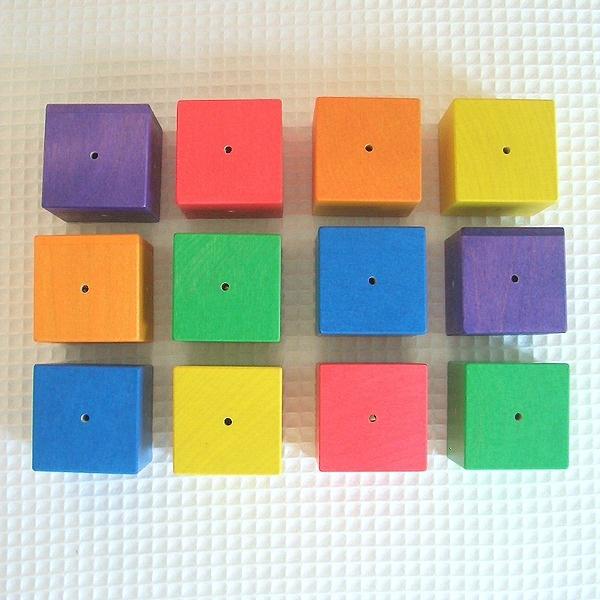 【最大1200円OFFクーポン配布中】ベビーキューブ ジーナ 正規輸入品 sina 木のおもちゃ 木製玩具 知育玩具 出産祝い 誕生日 つみき 積み木 赤ちゃん