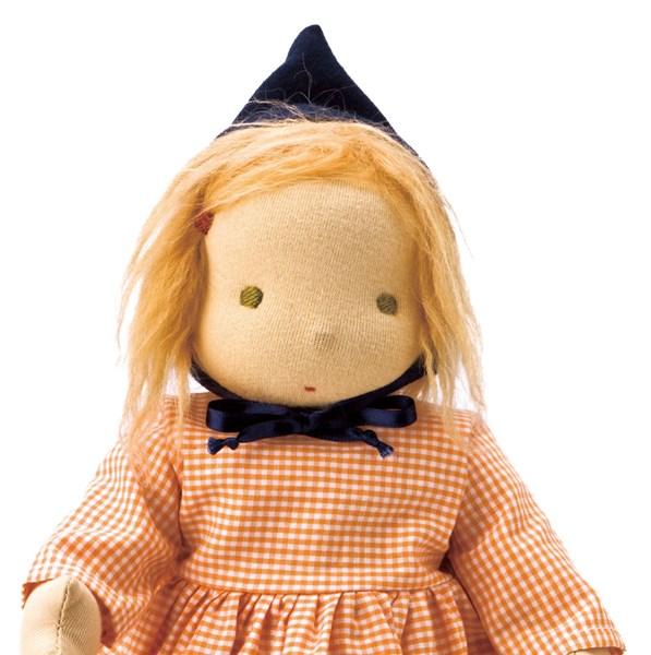 【すぐに使えるクーポン配布中】シルケ社 シルケフレンド・フリーダ お人形 SI11280 【ジルケ社 SILKE 赤ちゃん 女の子 出産祝い 誕生日】