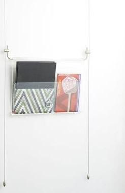 マガジンラック おしゃれ 北欧 スリム 薄型 壁掛け 壁付け ブックスタンド 本立て カタログスタンド カタログ スタンド ラック ケース パンフレット チラシ