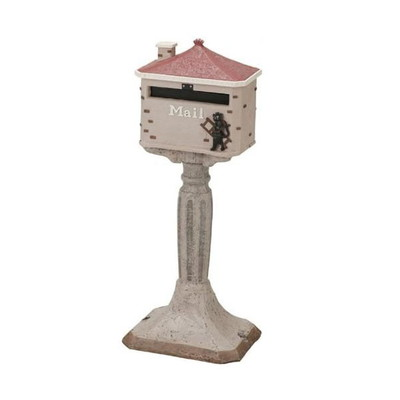 ポスト 郵便ポスト 郵便受け 安い おしゃれ 北欧 レトロ アンティーク 家庭用 シンプル A4 玄関 置き型 置き型ポスト スタンド スタンドタイプ スタンド型 自立