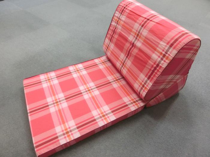 座椅子 フロアチェア 枕 長座布団 シートクッション ( 座いす 座イス チェア チェアー 椅子 フロアチェアー 低い 低い椅子