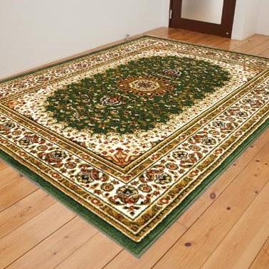 ラグ ラグマット ダイニングラグ マット 絨毯 カーペット じゅうたん 厚手 おしゃれ 北欧 安い ふかふか ふわふわ ペルシャ 調 アンティーク 200×250 3畳