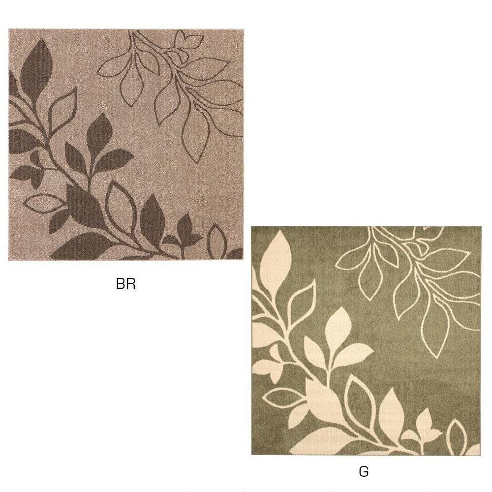 ラグ カーペット おしゃれ ラグマット 絨毯 北欧 じゅうたん マット 厚手 夏 オールシーズン 安い ふかふか 185×185 3畳