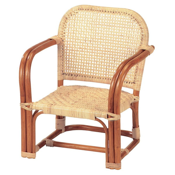 高座椅子 コンパクト 一人掛け 1人掛け 低い おしゃれ 一人暮らし 子供いす ローチェア 椅子 ライトオーク こたつ