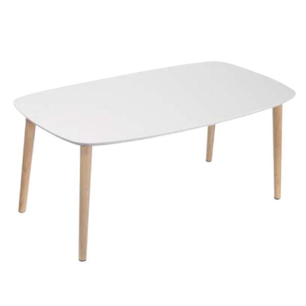 ローテーブル センターテーブル おしゃれ 北欧 木製 リビングテーブル コーヒーテーブル 応接テーブル デスク 机 テーブル ホワイト