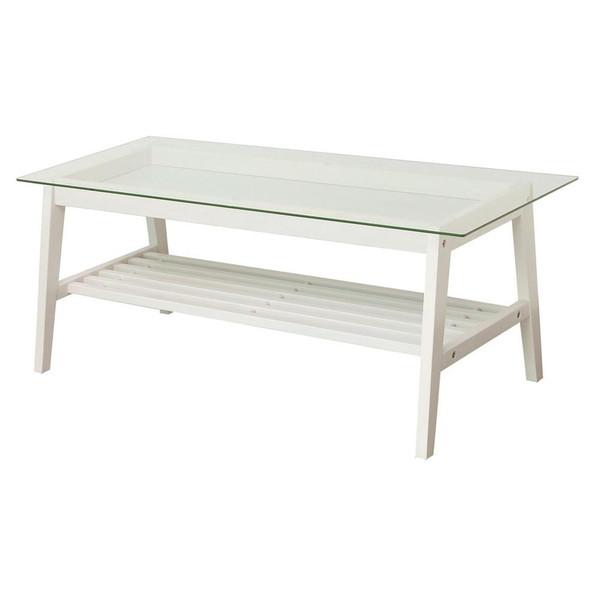 ローテーブル センターテーブル おしゃれ 北欧 木製 リビングテーブル コーヒーテーブル 応接テーブル デスク 机 ホワイト