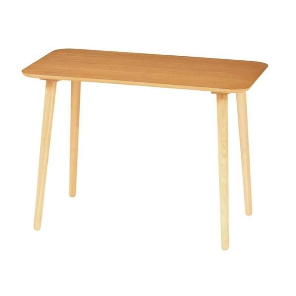 サイドテーブル おしゃれ 北欧 木製 安い アンティーク モダン ソファー ベッド横 ナイトテーブル ミニ コンパクト ベッドサイドテーブル コーヒーテーブル ハイテーブル 高さ64 ナチュラル