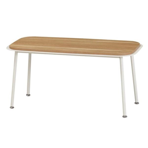 ローテーブル センターテーブル おしゃれ 北欧 木製 リビングテーブル コーヒーテーブル 応接テーブル デスク 机 ホワイト 80