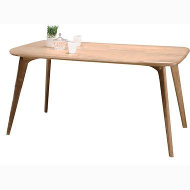 ダイニングテーブル おしゃれ 安い 北欧 食卓 テーブル 単品 4人用 四人用 3人 150×80 モダン 机 会議用テーブル カフェテーブル ミーティングテーブル