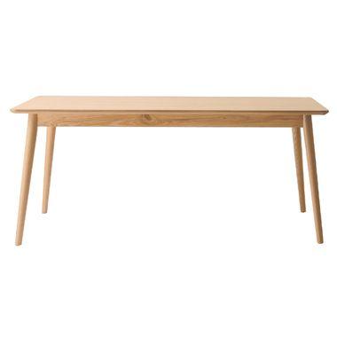 ダイニングテーブル おしゃれ 安い 北欧 食卓 テーブル 単品 4人用 四人用 3人 160×75 モダン 机 会議用テーブル カフェテーブル ミーティングテーブル
