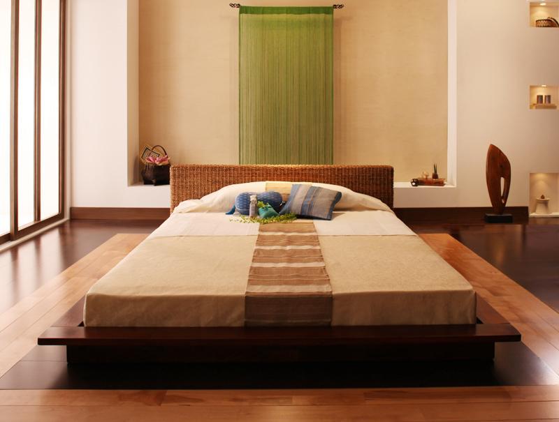 流行 ベッド シングル 低い ローベッド ロータイプ 低い シングル フロアベッド 低床 アジアン フラット 板 ヘッドボード 薄型 板 すのこ ステージ型 マルチラスSSマットレス付き, 一天堂:016bebb9 --- kvp.co.jp