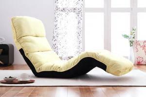 ローソファー ローソファ 座椅子 低い 椅子 ソファー ソファ おしゃれ 安い 北欧 1人掛け 一人掛け 1人用 一人用 一人暮らし リクライニング( 座椅子1P )