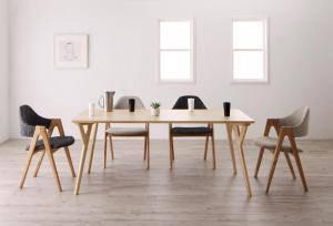 ダイニングセット ダイニングテーブルセット 4人 四人 4人用 四人用 椅子 ダイニングテーブル おしゃれ 安い 北欧 食卓 ( 5点(テーブル+チェア4脚)幅170 )