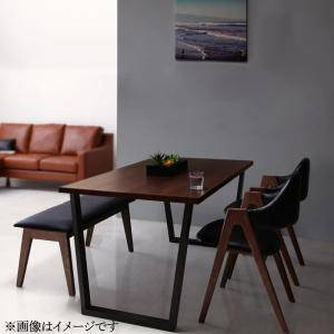 ダイニングセット ダイニングテーブルセット 4人 四人 4人用 四人用 椅子 ダイニングテーブル ベンチ おしゃれ 安い 北欧 食卓 ( 4点(テーブル+チェア2脚+ベンチ1脚)幅120 )
