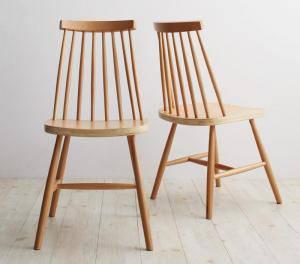 ダイニングチェア 2脚 椅子 おしゃれ 北欧 安い アンティーク 木製 シンプル ( 食卓椅子 ) 座面高43 座面低め ロータイプ 完成品 背もたれ 板座 ハイバック カントリー フレンチ ヨーロピアン レトロ ウィンザー風