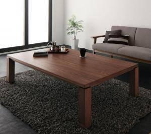 コタツ こたつテーブル センターテーブル ローテーブル おしゃれ 安い 北欧 木製 リビングテーブル アジアン ( こたつテーブル長方形(90×150cm)