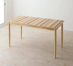 ダイニングテーブル おしゃれ 安い 北欧 食卓 テーブル 単品 モダン 机 会議用テーブル ( テーブル奥行70cmタイプ幅140 )