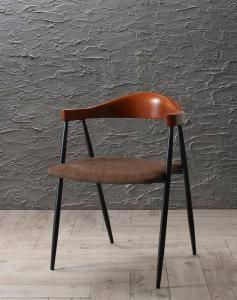 ダイニングチェア 椅子 おしゃれ 北欧 安い アンティーク 木製 シンプル ( 食卓椅子 1脚 )