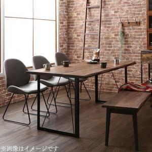 ダイニングセット ダイニングテーブルセット 6人 六人 6人用 六人用 椅子 ダイニングテーブル ベンチ おしゃれ 安い 北欧 食卓 ( 6点(テーブル+チェア4脚+ベンチ1脚)ベンチ2P幅180 )