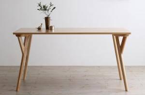 ダイニングテーブル おしゃれ 安い 北欧 食卓 テーブル 単品 モダン 机 会議用テーブル ( 食卓テーブル幅140 )