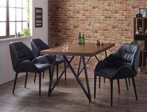 ダイニングセット ダイニングテーブルセット 4人 四人 4人用 四人用 椅子 ダイニングテーブル おしゃれ 安い 北欧 食卓 ( 5点(テーブル+チェア4脚)幅160 )
