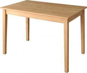 ダイニングテーブル おしゃれ 安い 北欧 食卓 テーブル 単品 モダン 会議 事務所 ( 机 ナチュラル 幅115×70 ) 2人用 4人用 コンパクト 小さめ ワンルーム パイン 木製 デザイナーズ クール スタイリッシュ ミッドセンチュリー