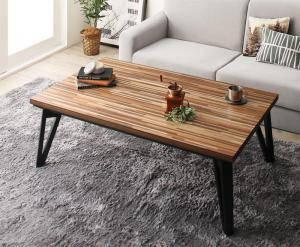 コタツ こたつテーブル センターテーブル ローテーブル おしゃれ 安い 北欧 木製 リビングテーブル アジアン ( こたつテーブル4尺長方形(75×120cm)