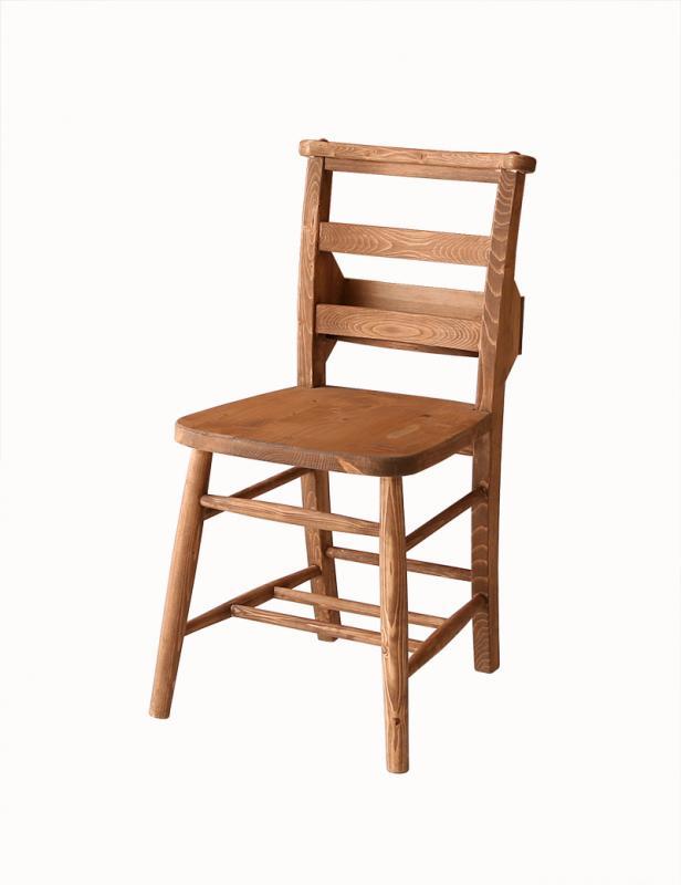 ダイニングチェア (チャーチチェア単品)【椅子 チェア イス いす オフィスチェア ハイバック カフェ 肘掛 肘あり 肘付き 肘置き 脚 おしゃれ かわいい 背もたれ 木製 送料無料】