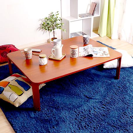 ブラウン 茶色 ローテーブル センターテーブル ちゃぶ台 デスク 机 ワンルーム 一人暮らし 軽量 コンパクト 小型 小さい 小さめ 小 ミニ 子供 食卓