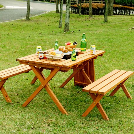 ガーデンテーブルセット ガーデンファニチャーセット ガーデンセット ガーデンテーブル テーブル カフェテーブル ガーデンファニチャー ガーデン ガーデン家具 ガーデンチェア ガーデンチェアー チェア チェアー 椅子 イス いす バーベキュー ナチュラル