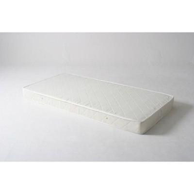 マットレス シングル ホワイト 白