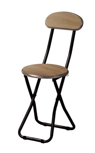 パイプチェアー 折りたたみ 折りたたみチェアー 【 椅子 チェアー イス いす パソコンチェアー オフィスチェアー ハイバック ダイニングチェアー デザイナーズチェアー 会議イス 会議椅子 ミーティングチェアー 送料無料 】 ブラック 黒