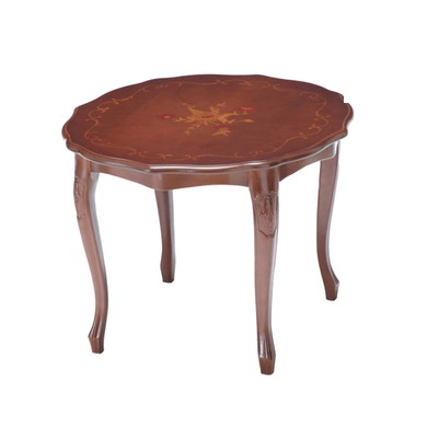 センターテーブル 幅59cm イタリア ヨーロピアン アンティーク風