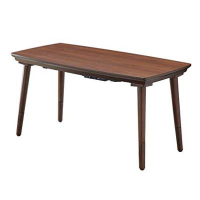 こたつ センターテーブル 座卓 ローテーブル 長方形 ソファこたつ 105x55cm【木製テーブル 木製 リビングテーブル 応接テーブル ちゃぶ台 こたつ ローテーブル センターテーブル コーヒーテーブル ダイニングテーブル 座卓 送料無料】