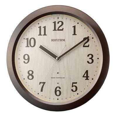 シンプル 洋風 北欧 電波時計 ライト 照明 保証 時計 壁掛け 壁掛け時計 掛け時計 壁時計 ウォールクロック 掛時計 インテリア時計 デザイン時計 クロック