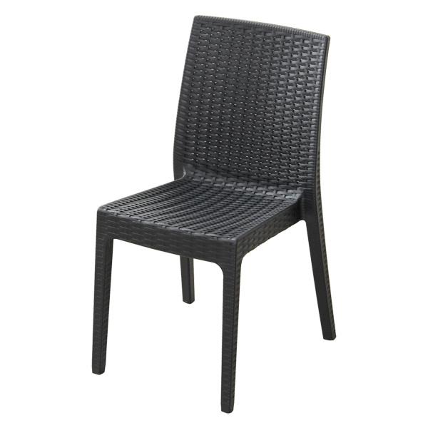 チェア 椅子 イス 2脚セット 屋外 カフェ系 テラス ガーデン 庭 ベランダ バルコニー【ガーデン家具 ガーデンチェア チェア 椅子 イス いす 送料無料】