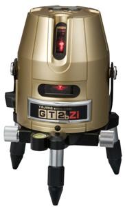 【タジマ】 レーザー墨出し器 GT2bZi受光器・三脚セット GT2BZ-ISET 【TAJIMA】
