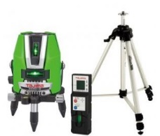 【タジマ】 レーザー墨出し器 ゼロジーKJY ZEROG-KJYSET 受光器+三脚セット【TAJIMA】