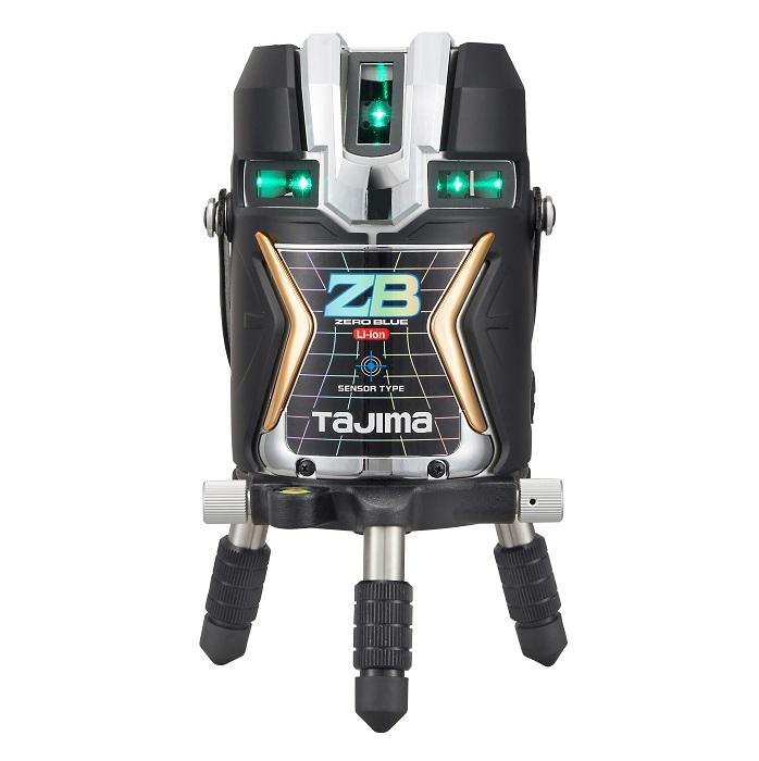 【送料無料】 【タジマ】 レーザー墨出し器 ZERO BLUEセンサーリチウム-KJC ZEROBLS-KJC 【TAJIMA】