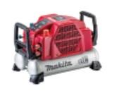 【マキタ】 エアコンプレッサ AC462XLR(赤) タンク容量11L [一般圧/高圧対応] 【makita】