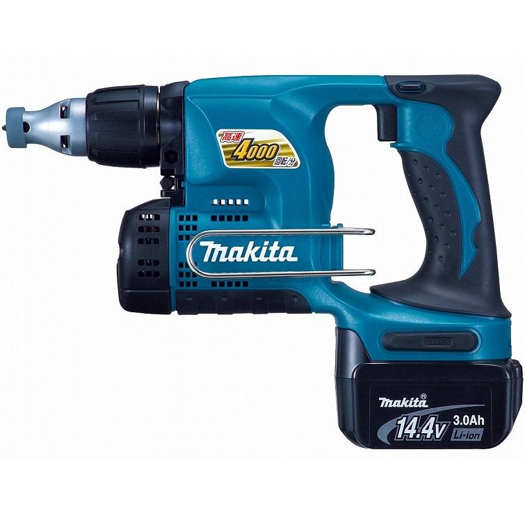 【マキタ】 14.4V 充電式スクリュードライバ FS440DRF 3.0Ahバッテリ・充電器・ケース付 【makita】