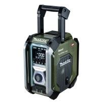 P5倍 9 4 ショップ アウトレットセール 特集 20:00~9 11 1:59 エントリーで マキタ バッテリ 本体のみ オリーブ makita 充電式ラジオ 充電器別売 Bluetooth対応 MR005GZO