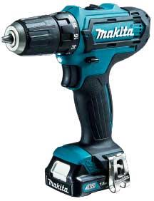 【マキタ】 10.8V 充電式ドライバドリル DF331DSHS バッテリ1本・充電器・ソフトケース付 【makita】