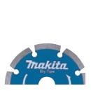 【マキタ】 ダイヤモンドホイール 石材用 フラット型 A-36407 【makita】