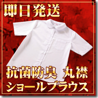 Popular antibacterial deodorant school wrap blouse (ladies fashion / uniform / students clothes / Blazer / shirt / shirt / shirt / student shirt / White / students shirt / school / ladies / store)