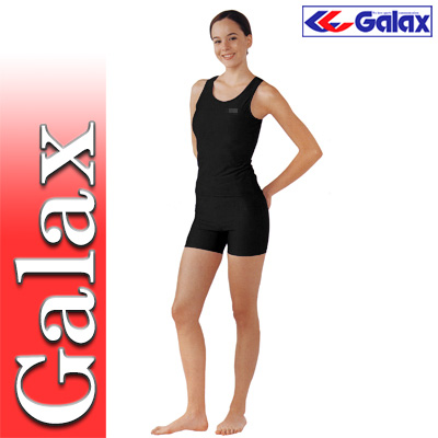 Galax school bathing suit separates-women's S-3 L (ladies fashion / sports / sales / mail order / girl) fs3gm