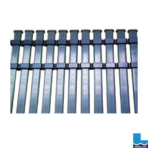 スラブフェンス 300H×1,000mm(コンクリート打継板)入数:10巻〈コンクリート 打継板 せき止め〉