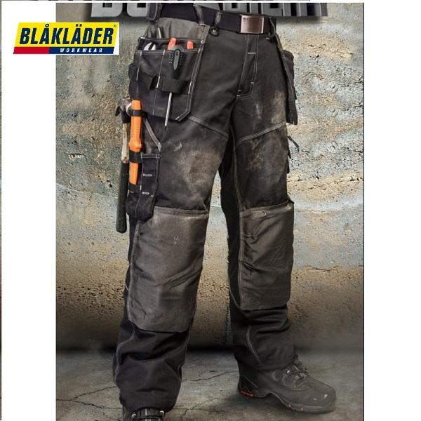 8212-1146 BLAKLADER ナイロンコットン多機能パンツ (72cm~102cm)
