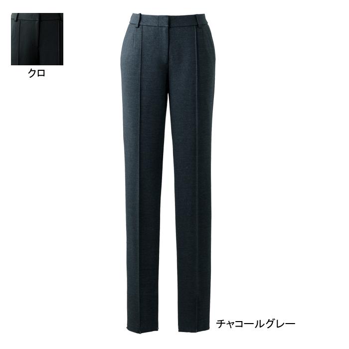事務服・制服・オフィスウェア ピエ HCP3620 キテミテ体感パンツ(股上標準) 17号~19号